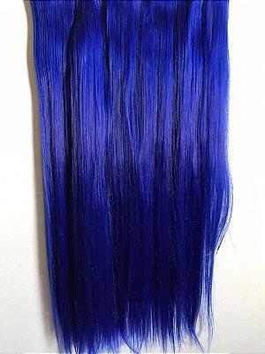 ULTIMA PEÇA - Aplique tic tac liso azul bic 60cm