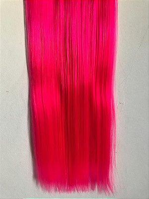 Aplique tic tac liso Rosa pink 60cm