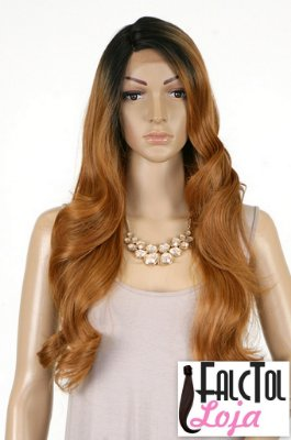 Lace front - L part - Parisian  -ENCOMENDA