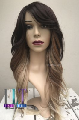 Lace front Sensationnel Instant Fashion Wig  - ENCOMENDA