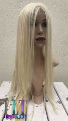 "FREETRESS EQUAL LACE FRONT WIG – AMERIE 28"" - Alana Guedes - Blond - ENCOMENDA"