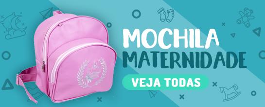 Banner Mochila Maternidade