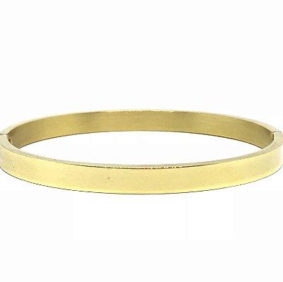 Bracelete Dourado ref P697