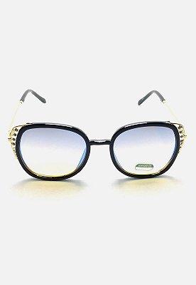 Óculos Kodo Acessórios Metal Azul