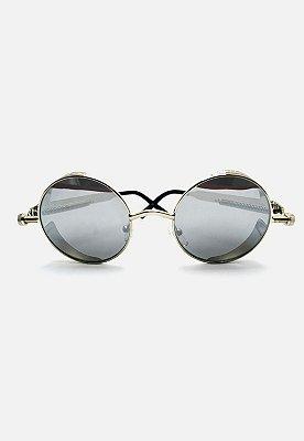 Óculos Kodo Acessórios Moderno Prata