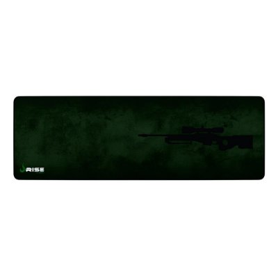 Mousepad Rise Gaming Sniper Extended Borda Costurada RG-MP-06-SNP