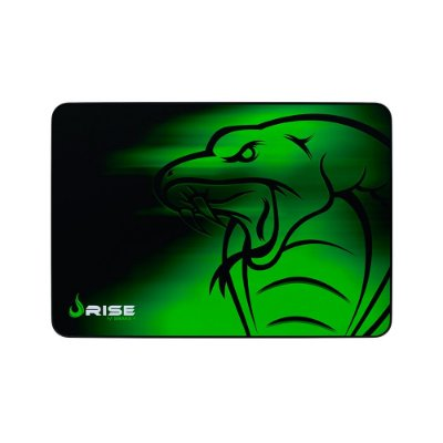 Mousepad Rise Gaming Snake Grande Borda Costurada RG-MP-05-SE