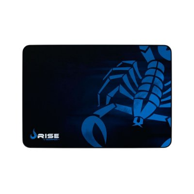 Mousepad Rise Gaming Scorpion Grande Borda Costurada RG-MP-05-SK