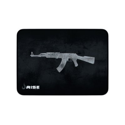 Mousepad Rise Gaming Ak47 Médio Borda Costurada RG-MP-04-AK