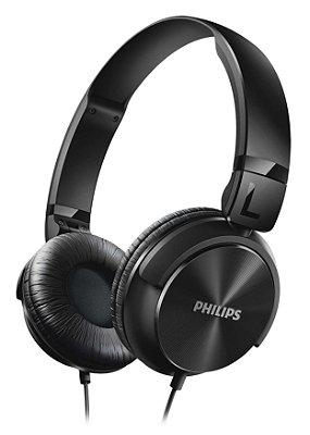 Fone de Ouvido Philips SHL3060BK Preto