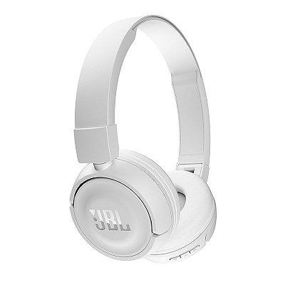 Fone de Ouvido Bluetooth JBL T450BT Branco