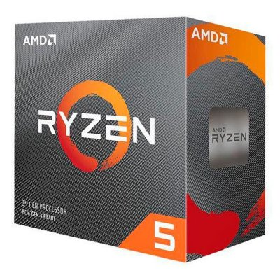 Processador Amd Ryzen 5 3600 3.6GHz (4.2GHz Max Turbo) 35MB Cache AM4 Sem Vídeo 100-100000031BOX