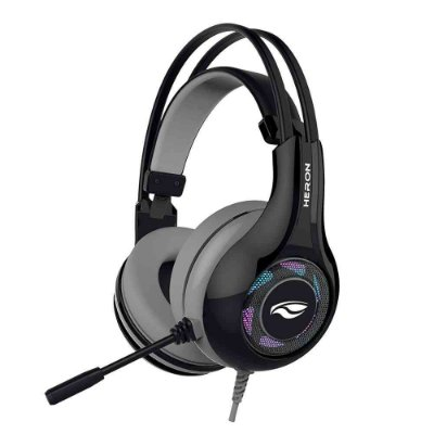 Headset C3Tech Heron 2 7.1 PH-G701BKV2