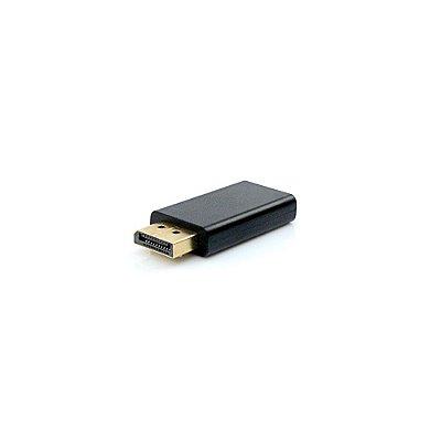 Adaptador Displayport/HDMI Pluscable ADP-103BK