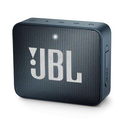 Caixa de Som Bluetooth Jbl Go2 Navy