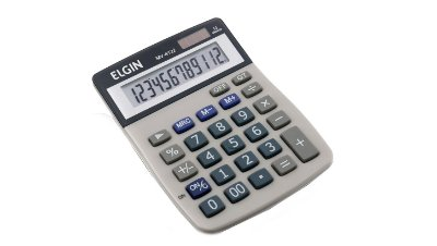 Calculadora de Mesa MV 4122 Elgin