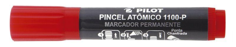 Pincel Atomico Pilot 1100-P Vermelho