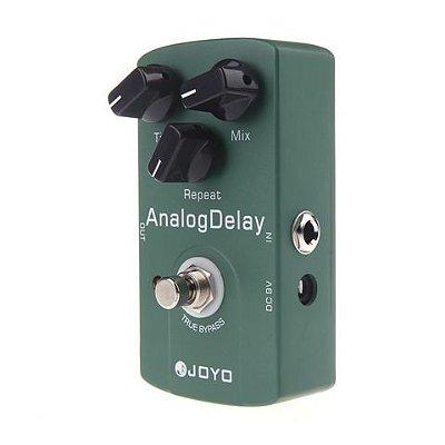 Pedal Guitarra Analog Delay Joyo JF-33