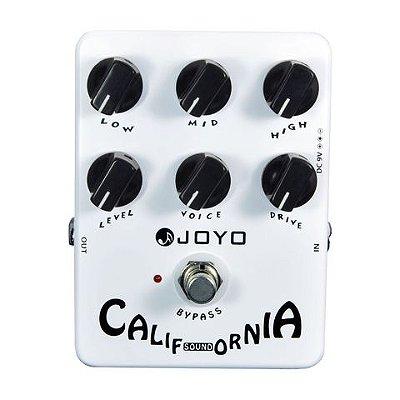 Pedal Guitarra California Sound Joyo JF-15