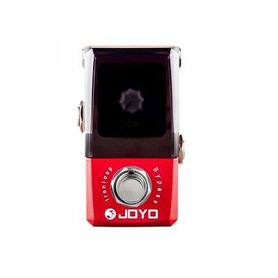 Pedal Guitarra Joyo Looper de gravação - Ironloop JF-329