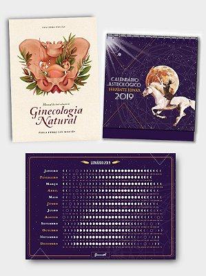 COMBO COMPLETO | Livro MGN + Calendário 2019 + Lunário 2019