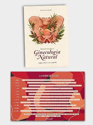 COMBO ÚTERO | Livro MGN + Lunário 2020