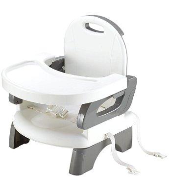 Cadeira De Alimentacao Flex Cinza