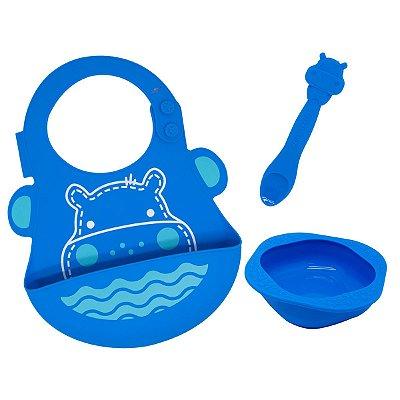 Kit De Alimentação Hipopotamo