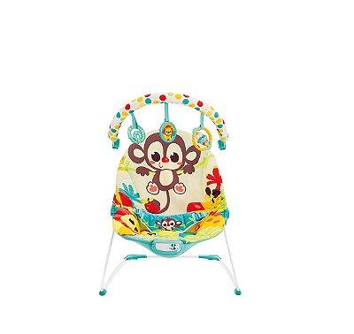 Cadeira Musical E Vibratoria Macaco