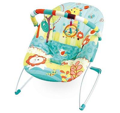 Cadeira De Descanso Musical Leão / Girafa