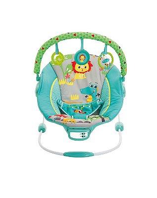 Cadeira De Descanso M/V Reclinio Azul