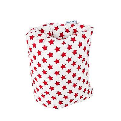Almofada de Braço para Amamentação Estrela Vermelha