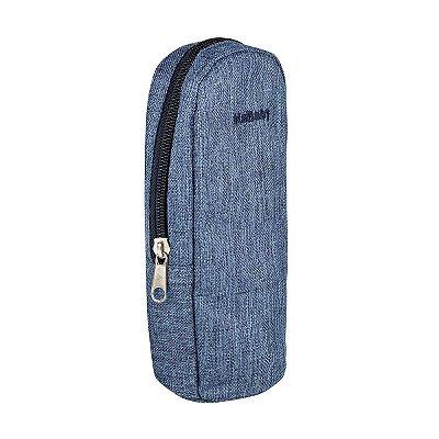 Bolsa Térmica p/ Mamadeira Jeans