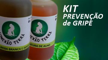 Kit Prevenção Gripe