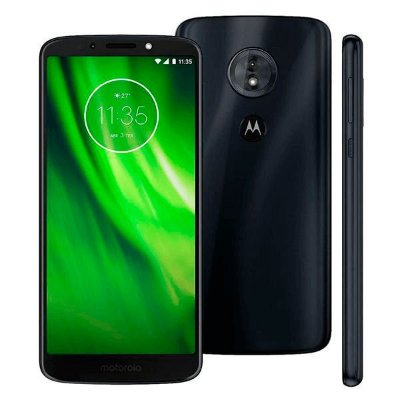 Smartphone Motorola Moto X4 XT1900 Preto com 32GB, Tela de 5.2