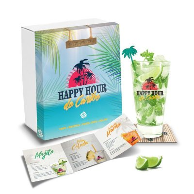 KIT DRINK DO CARIBE.