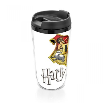 Copo térmico 250 ml Harry Potter  pequeno