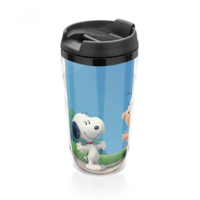 Copo térmico 250 ml Snoopy pequeno