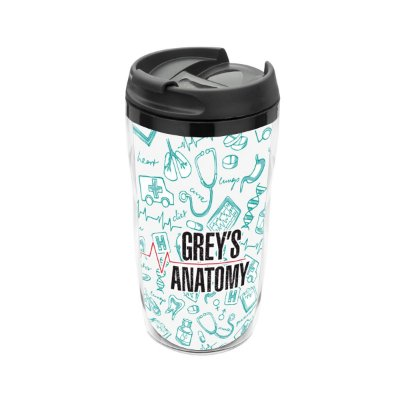Copo Térmico Pop Grey's Anatomy 250ML