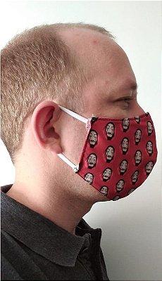 Máscara La casa de Papel 3