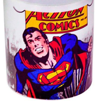 Caneca Super men DC Original