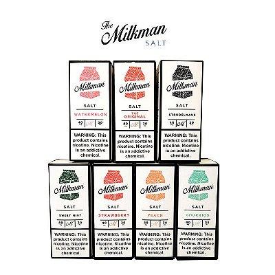 The Milkman   Nic Salt (Original)