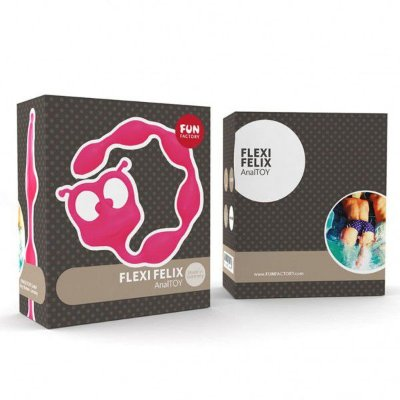 Plug Anal Flexi Felix Fun Factory - Pink