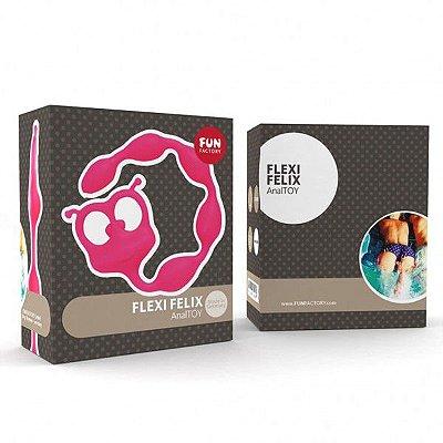 Plug Anal Flexi Felix Fun Factory - Pink