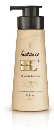 Hidratante Desodorante Corporal Instance 400ml - Eudora