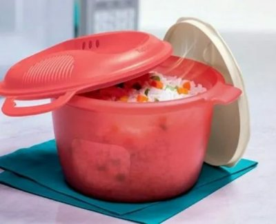 MICRO ARROZ 2.2 LITROS - TUPPERWARE