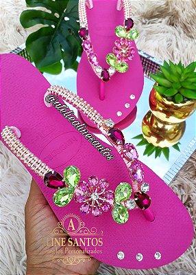 Slim Flor Pink