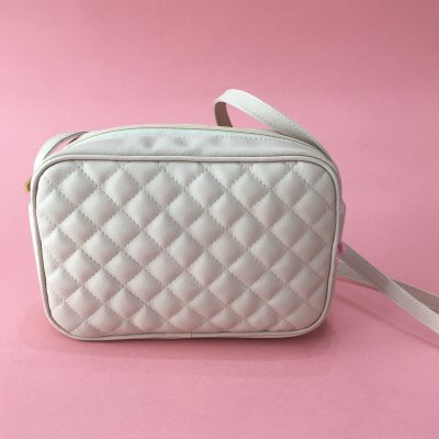 Leticia - Off White Saffiano