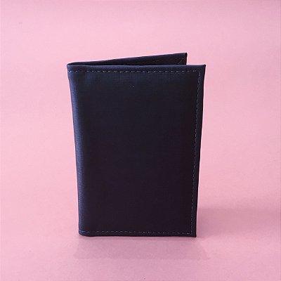 Porta Documento - Azul marinho