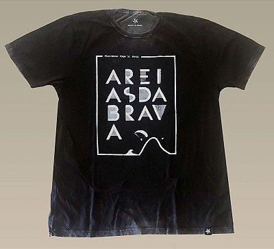 Camiseta Estonada Areias da Brava - Serie Brand